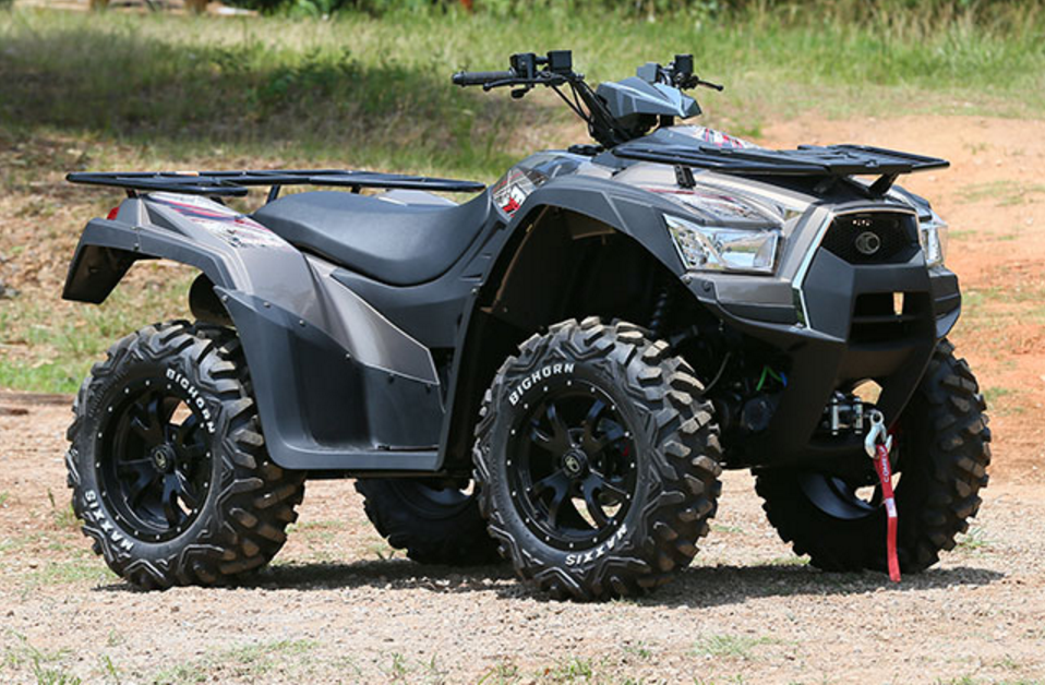 2017 Kymco MXU 700i LE EPS in Billings, Montana