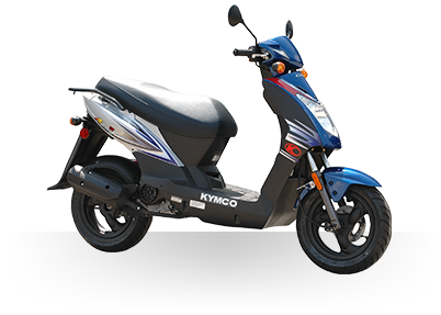 2017 Kymco Agility 125 in Arlington Heights, Illinois