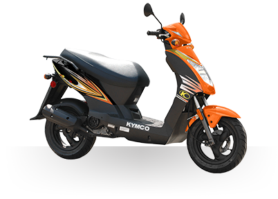 2017 Kymco Agility 125 in Clearwater, Florida