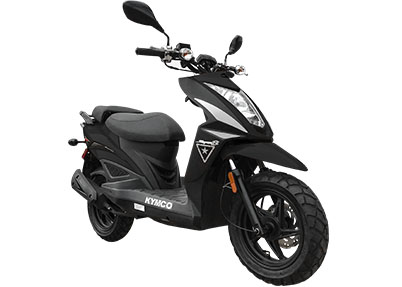 2017 Kymco Super 8 50X in Biloxi, Mississippi