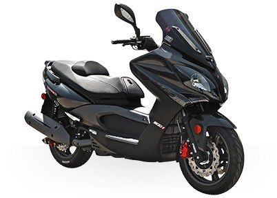 2017 Kymco Xciting 500 Ri ABS in Harriman, Tennessee