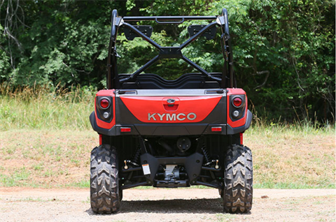 2017 Kymco UXV 450i in Sterling, Illinois