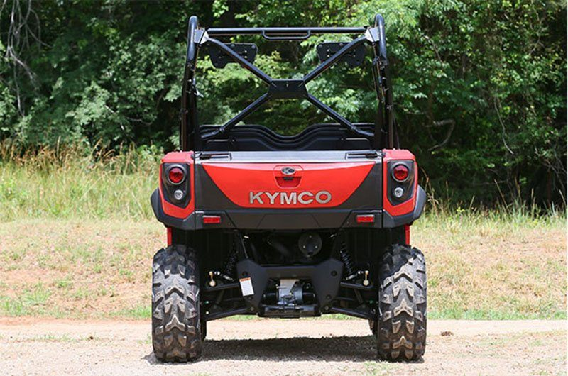 new 2017 kymco uxv 450i utility vehicles in biloxi ms red. Black Bedroom Furniture Sets. Home Design Ideas