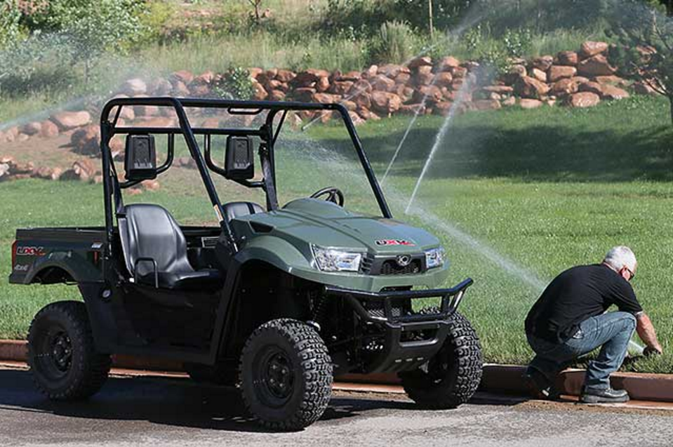 2017 Kymco UXV 700i TURF in Billings, Montana