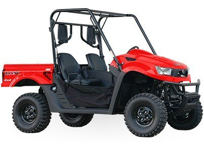 2017 Kymco UXV 700i TURF in Sterling, Illinois