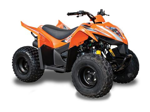 2018 Kymco Mongoose 70s in Black River Falls, Wisconsin