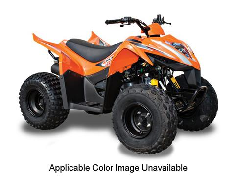 2018 Kymco Mongoose 70s in Goleta, California