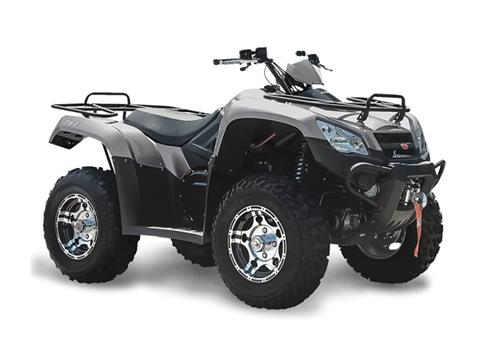 2018 Kymco MXU 450i LE in Black River Falls, Wisconsin