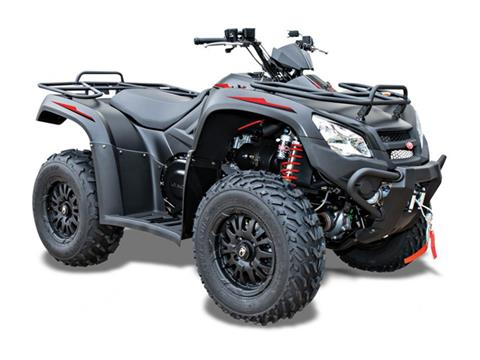 2018 Kymco MXU 450i LE Prime in Black River Falls, Wisconsin