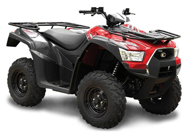 2018 Kymco MXU 500i in Black River Falls, Wisconsin