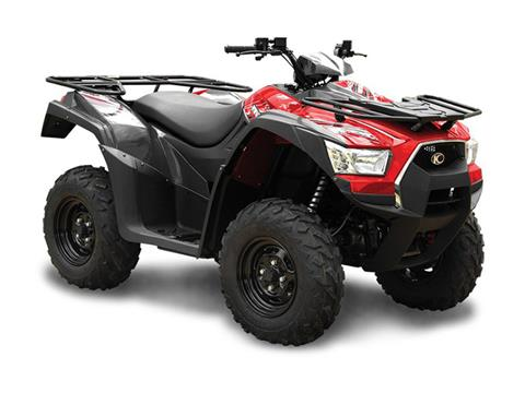 2018 Kymco MXU 700i in Black River Falls, Wisconsin