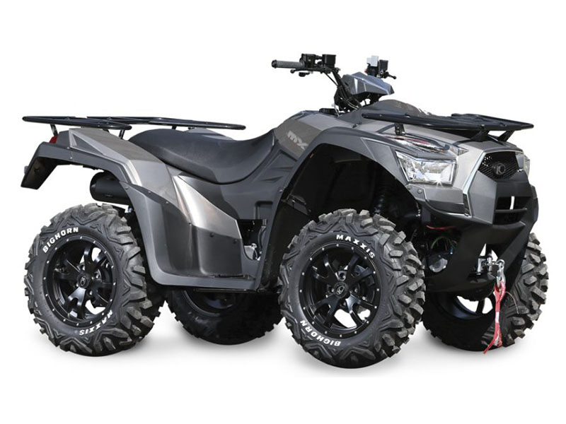 new 2018 kymco mxu 700i le eps atvs in springfield mo stock number. Black Bedroom Furniture Sets. Home Design Ideas
