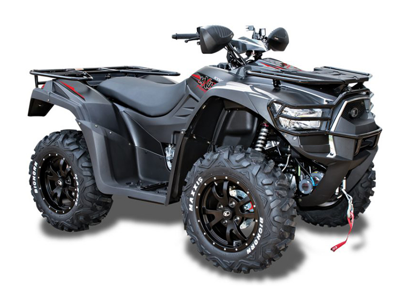 new 2018 kymco mxu 700i le prime atvs in springfield mo stock number. Black Bedroom Furniture Sets. Home Design Ideas