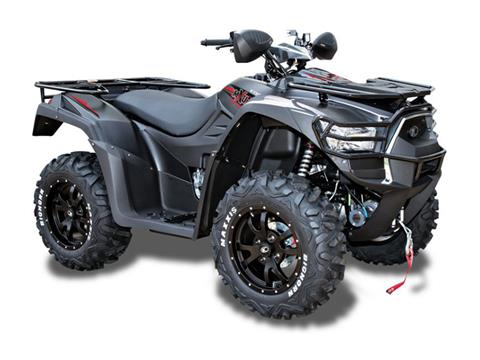 2018 Kymco MXU 700i LE Prime in Black River Falls, Wisconsin