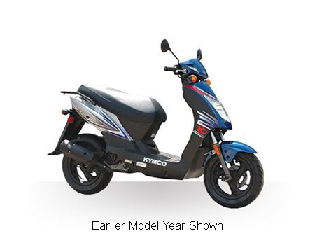 2018 Kymco Agility 125 in Brooklyn, New York