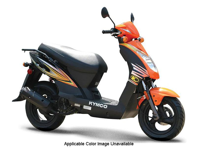 2018 Kymco Agility 125 in Kingsport, Tennessee