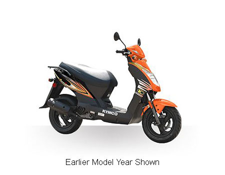 2018 Kymco Agility 125 in Clearwater, Florida