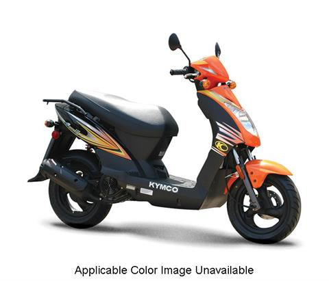 2018 Kymco Agility 125 in Black River Falls, Wisconsin