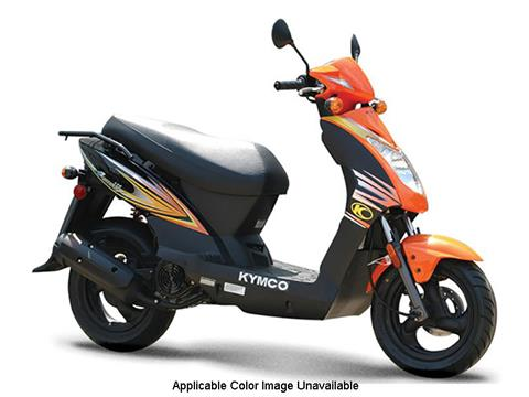 2018 Kymco Agility 125 in Edwardsville, Illinois