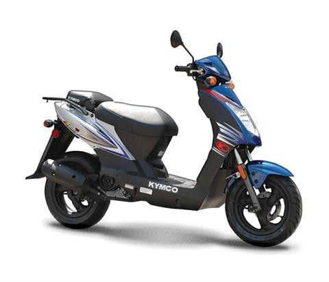 2018 Kymco Agility 50 in Sterling, Illinois