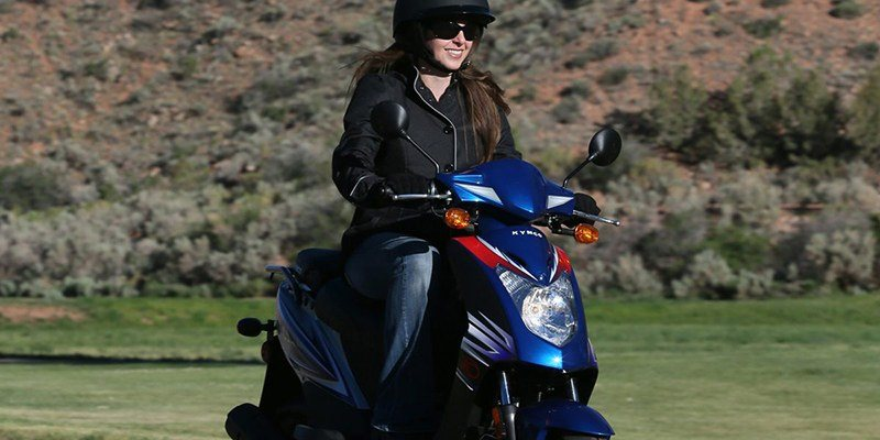 2018 Kymco Agility 50 in Marina Del Rey, California - Photo 3