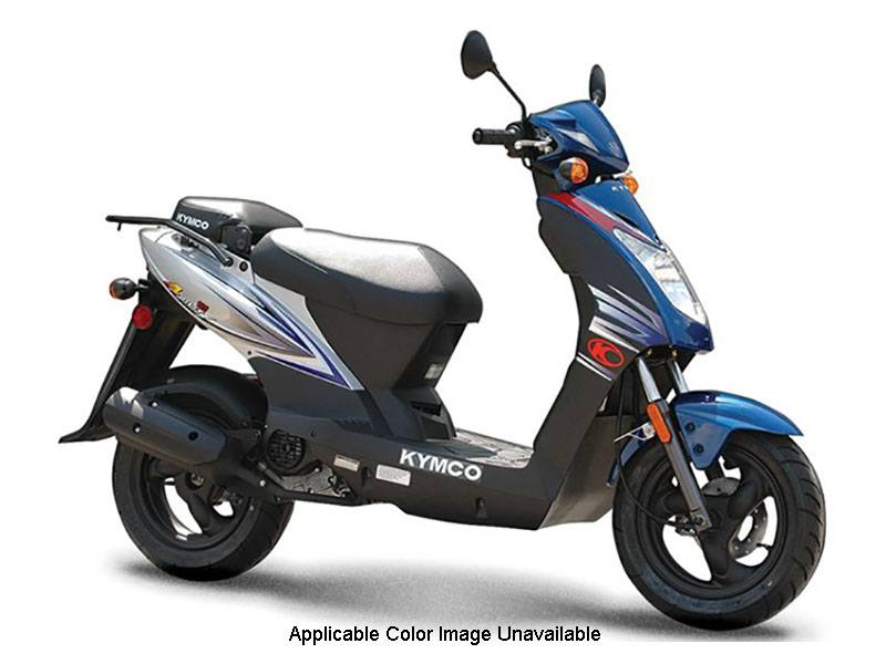 2018 Kymco Agility 50 in Tarentum, Pennsylvania - Photo 1