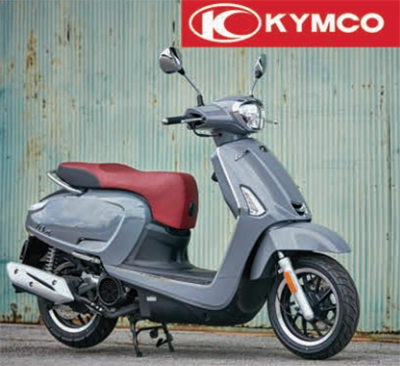 2018 Kymco Like 150i in Hancock, Michigan