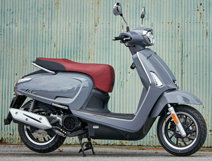 2018 Kymco Like 150i ABS in Adams, Massachusetts