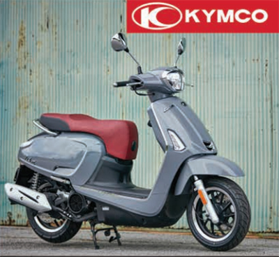 2018 Kymco Like 150i ABS in Ruckersville, Virginia