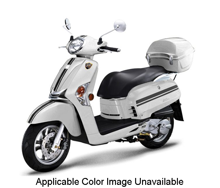 2018 Kymco Like 200i in Biloxi, Mississippi