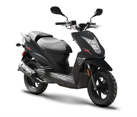 2018 Kymco Super 8 150X in Springfield, Ohio