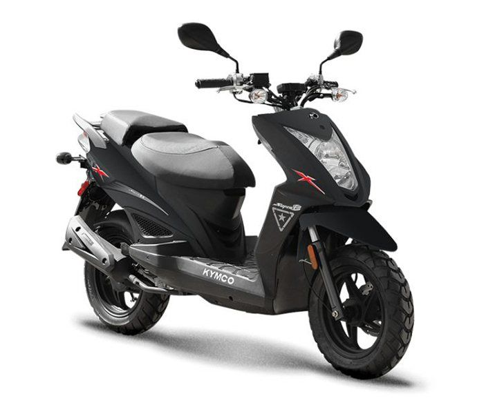 2018 Kymco Super 8 150X in Marina Del Rey, California