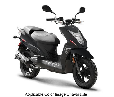 2018 Kymco Super 8 150X in Edwardsville, Illinois