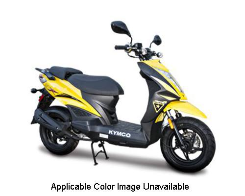 2018 Kymco Super 8 50X in Enfield, Connecticut