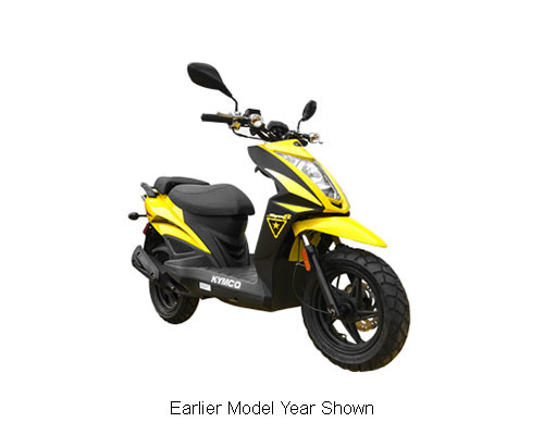 2018 Kymco Super 8 50X in Sturgeon Bay, Wisconsin