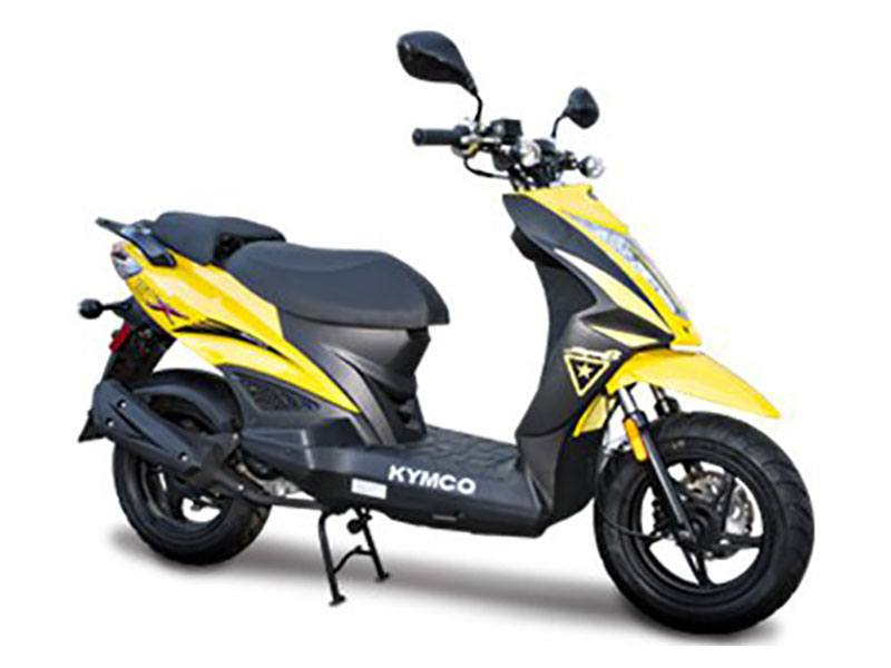 2018 Kymco Super 8 50X in Biloxi, Mississippi