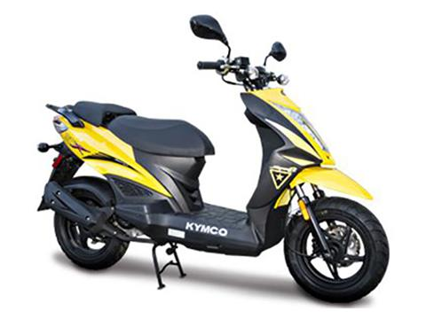 2018 Kymco Super 8 50X in Clearwater, Florida