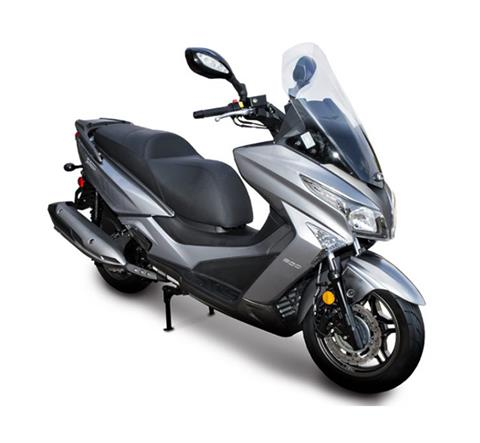 2018 Kymco X-Town 300i ABS in Harriman, Tennessee