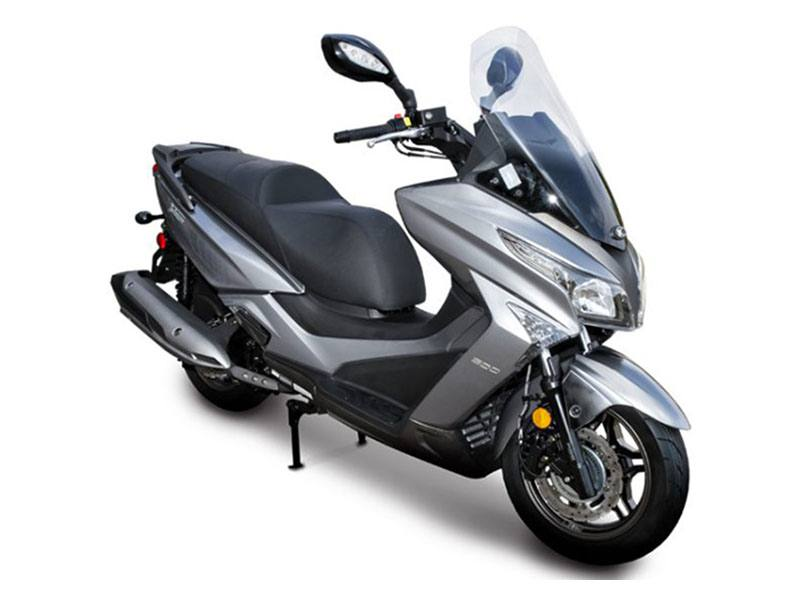2018 Kymco X-Town 300i ABS in Portland, Oregon - Photo 1