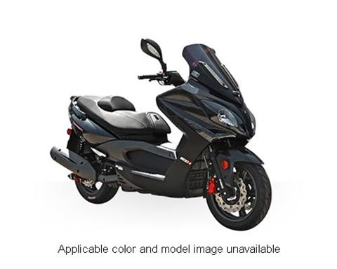 2018 Kymco Xciting 400i ABS in Brooklyn, New York
