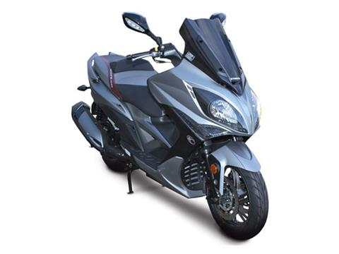 2018 Kymco Xciting 400i ABS in Northampton, Massachusetts
