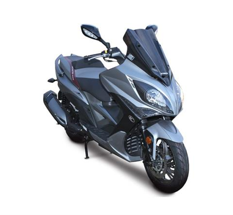 2018 Kymco Xciting 400i ABS in Le Roy, New York