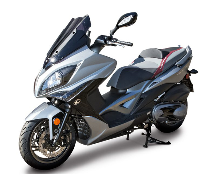 2018 Kymco Xciting 400i ABS in Pelham, Alabama - Photo 2