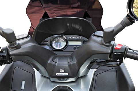 2018 Kymco Xciting 400i ABS in Enfield, Connecticut
