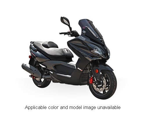 2018 Kymco Xciting 400i ABS in Indianapolis, Indiana