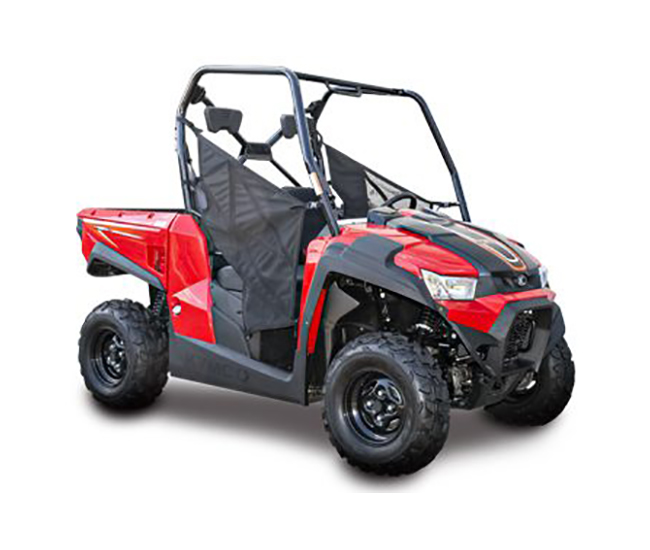 new 2018 kymco uxv 450i utility vehicles in hutchinson mn. Black Bedroom Furniture Sets. Home Design Ideas