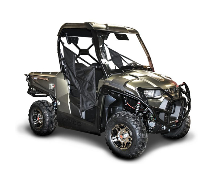 new 2018 kymco uxv 450i le hunter utility vehicles in. Black Bedroom Furniture Sets. Home Design Ideas