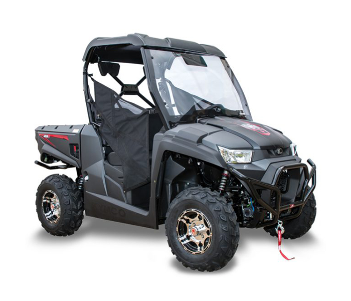 2018 kymco uxv 450i le prime utility vehicles sterling. Black Bedroom Furniture Sets. Home Design Ideas