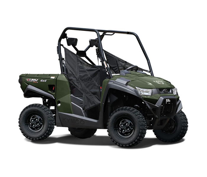 2018 kymco uxv 450i turf utility vehicles sterling. Black Bedroom Furniture Sets. Home Design Ideas