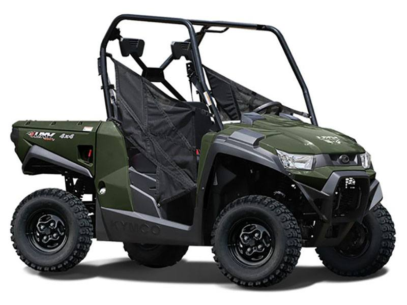 new 2018 kymco uxv 450i turf utility vehicles in harriman tn. Black Bedroom Furniture Sets. Home Design Ideas